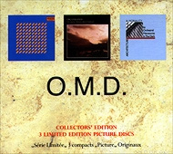 The OMD 3 CD Box Set